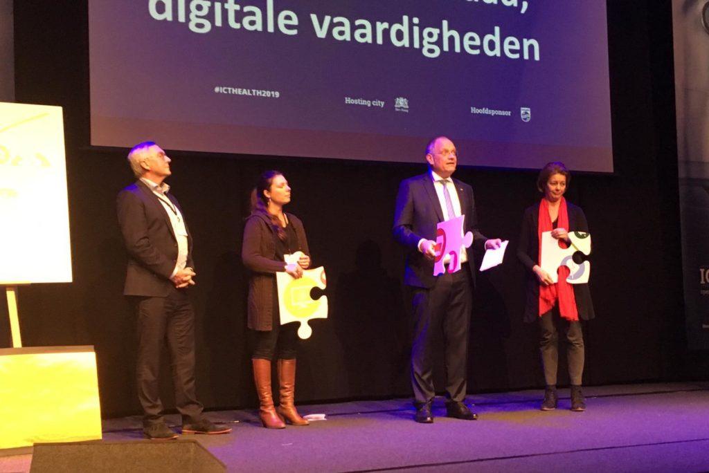 Digitaal vaardig omarmt door Ministerie VWS