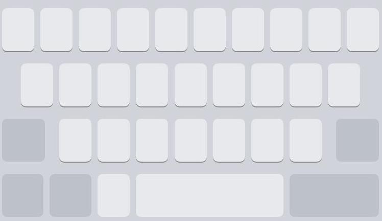 trackpad op iPhone/iPad
